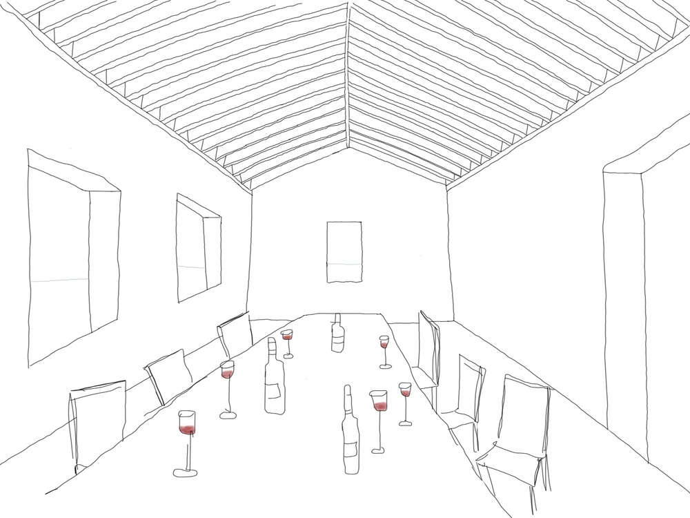 Proposing the refurbishment of an excisting structure to convert to a restaurant