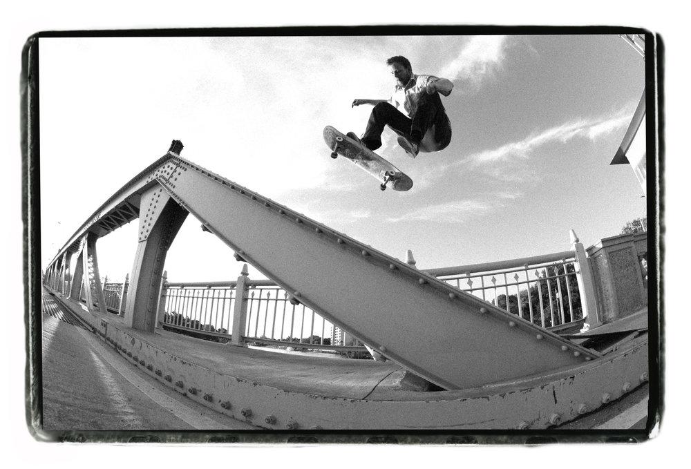 Pat Steiner. Photo Josh Stewart.