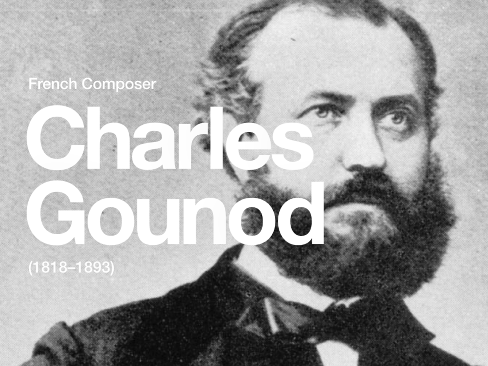 Gounod-Mark Samples Composer Slides