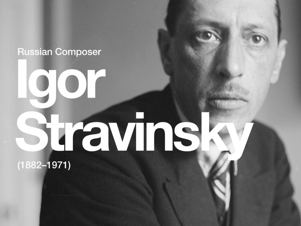 Stravinsky-Mark Samples Composer Slides