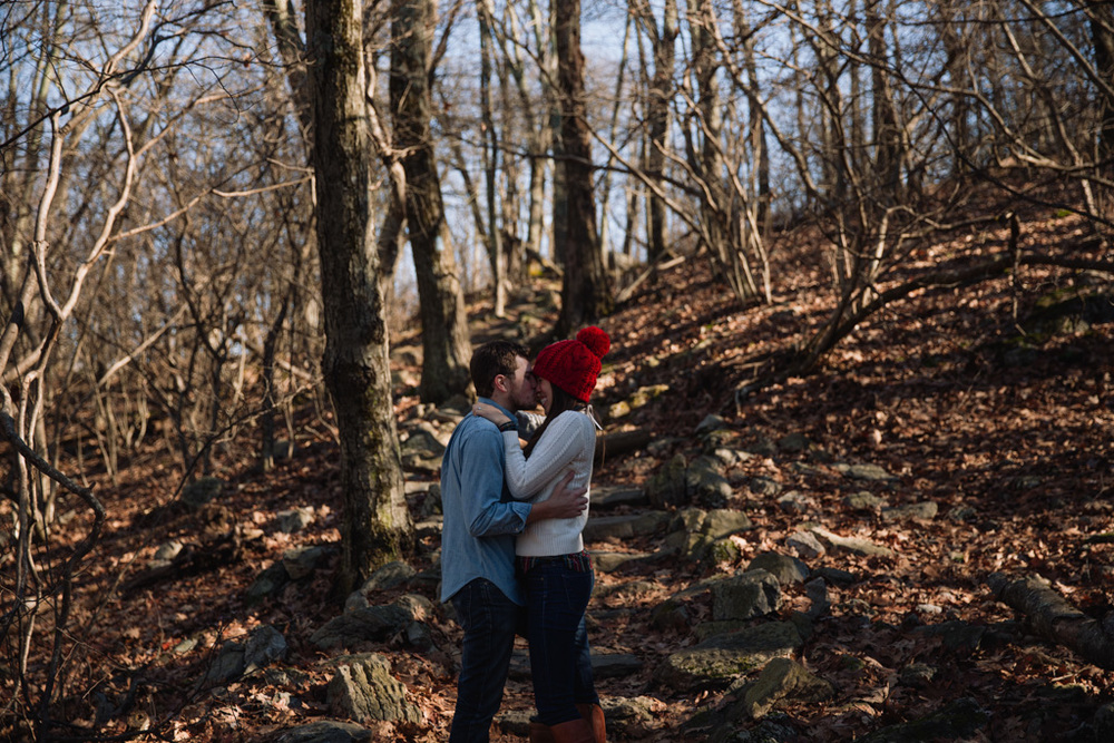 Skyline Drive, Mountain Engagement