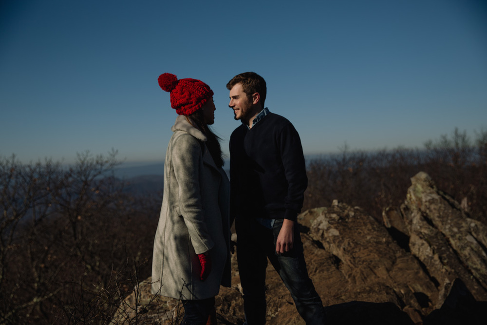 Bear Fence, Skyline Drive, Mountain Engagement