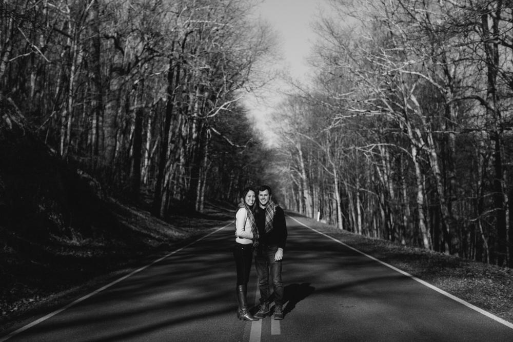 Skyline Drive, Mountain Engagement