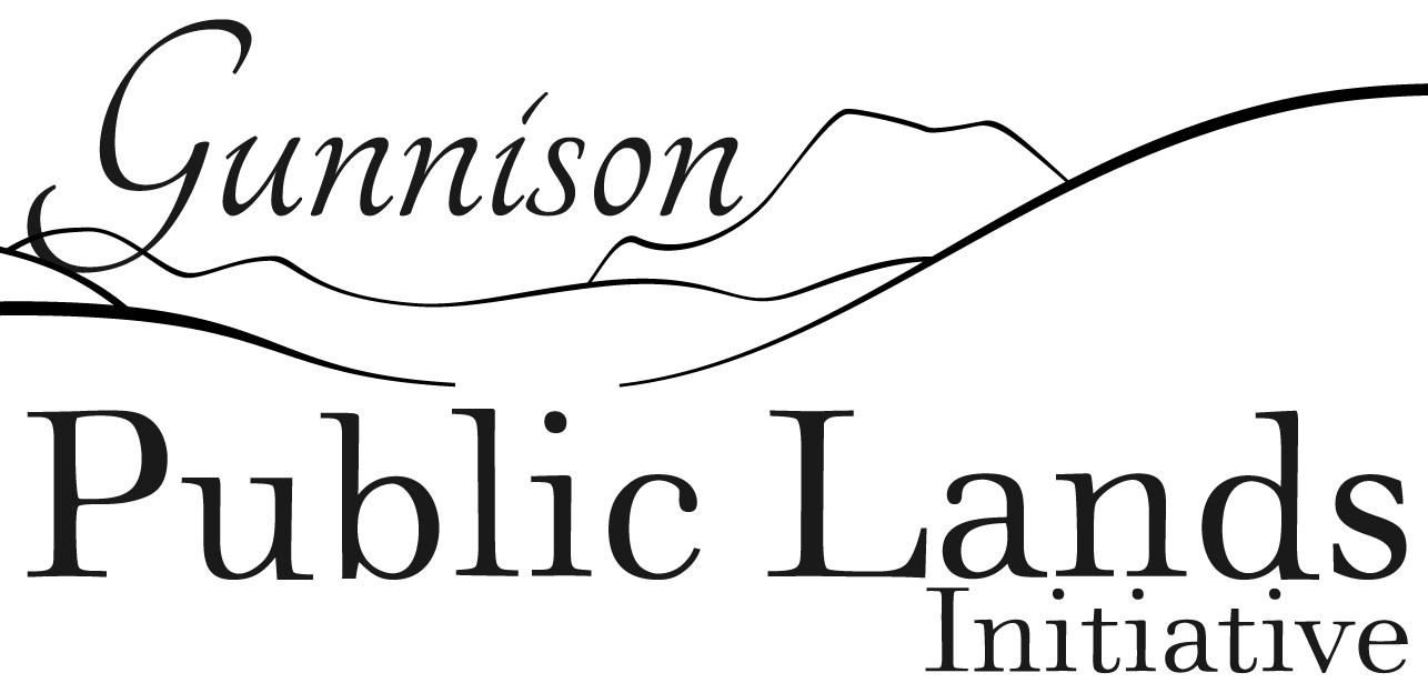 Public Letter Of Support Gunnison Public Lands Initiative