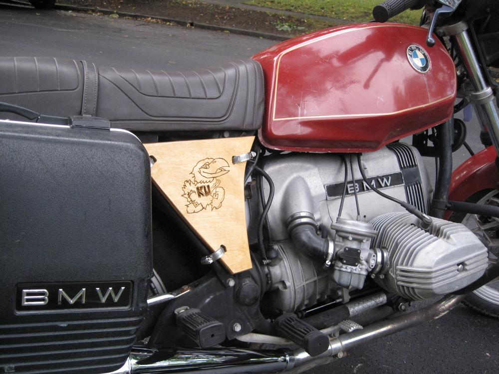 Jayhawk-bike