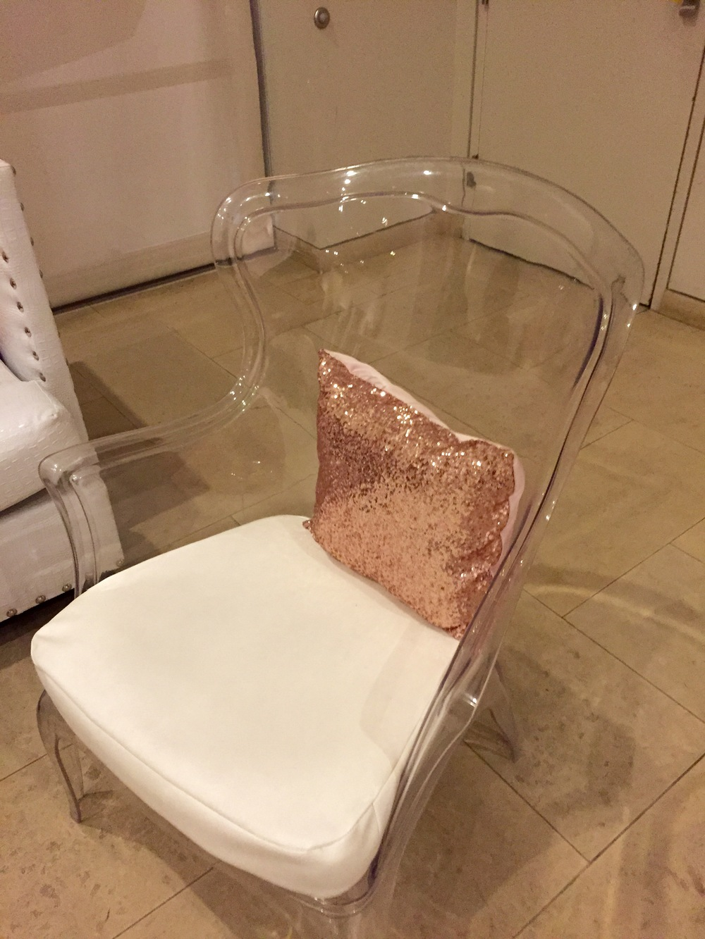 The Chair I need for the FAB PAD
