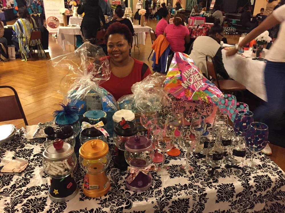 EVENT PLANNER MICHELLE CARRINGTON - Follow on Instagram @ itsyourparty-mc