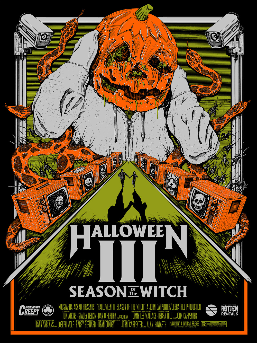 Halloween III: Season of the Witch — n e r v e w a r