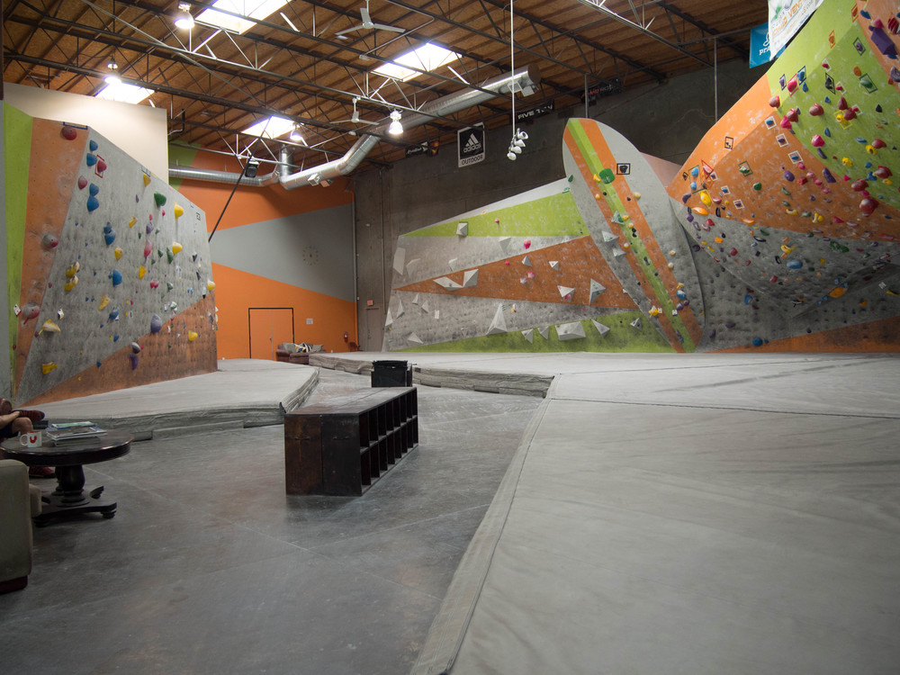 San Diego Rock Climbing Gym – The Wall