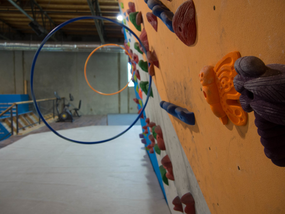 Bouldering & Indoor Rock Climbing – The Wall