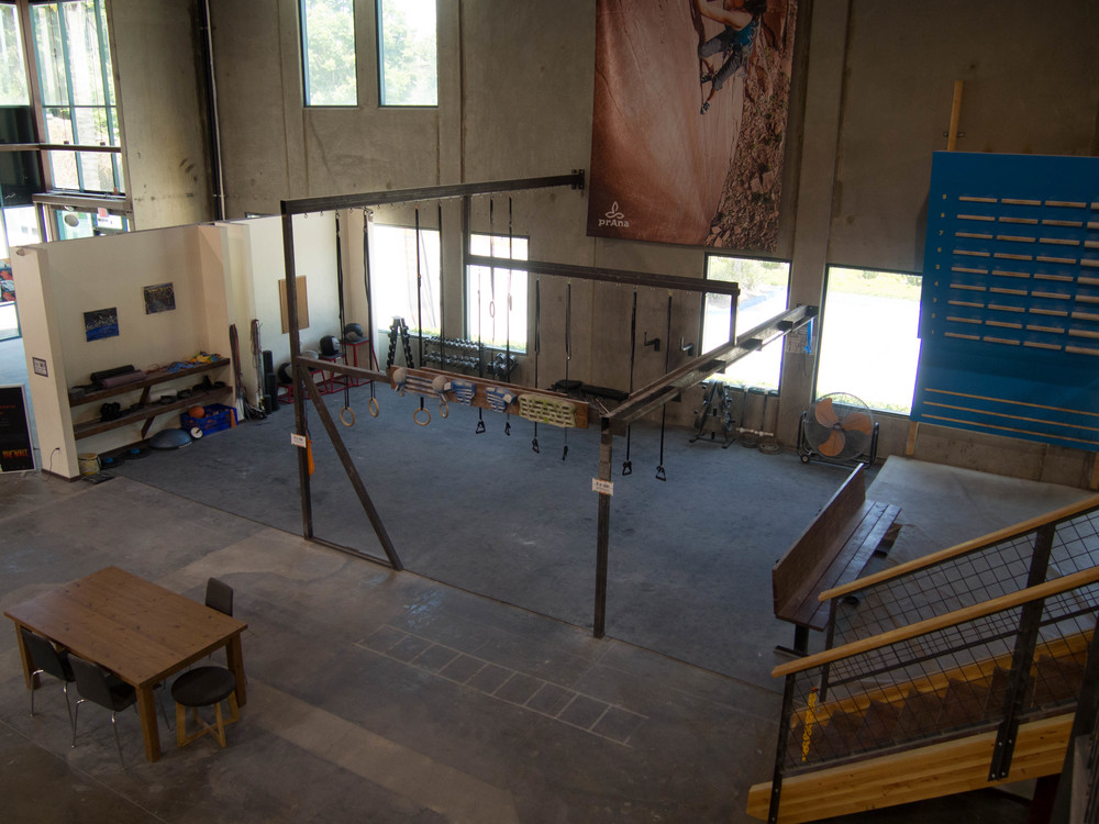 Climbing Gym in Vista, San Diego