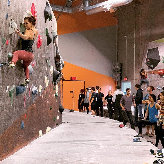 Thanks again to everyone who came out to the Plastic Classic! We couldn't have done it without you :) Event sponsored by @climbbutora @prana @staticclimbing @officialacsd @sherpaenergy @usaclimbing
