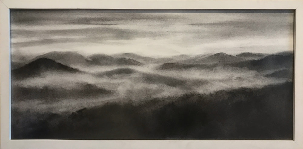 """Mist, Great Meadows"""
