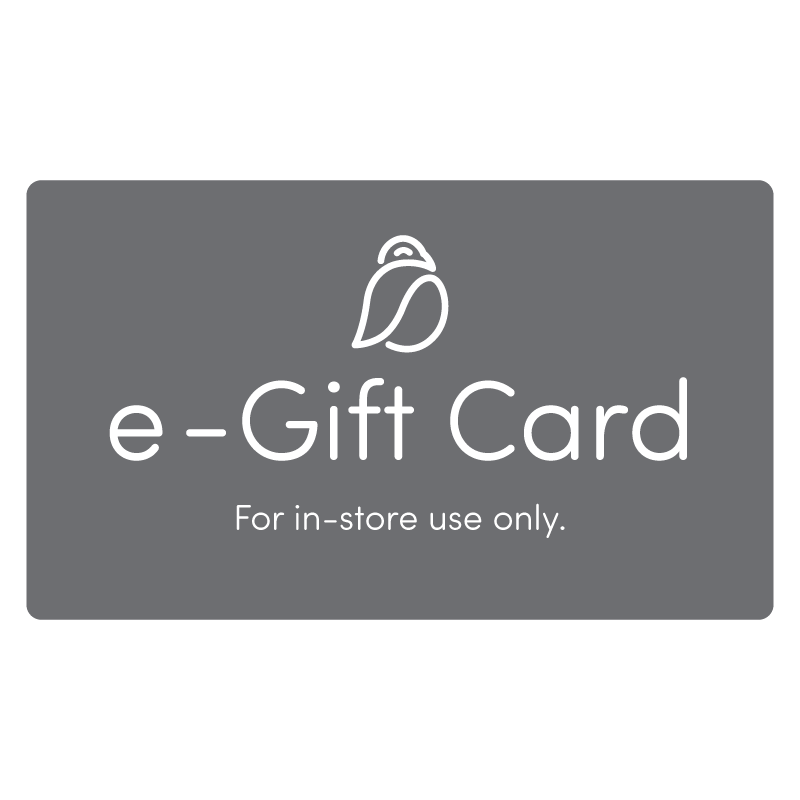 Purchase gift card for in-store use only.