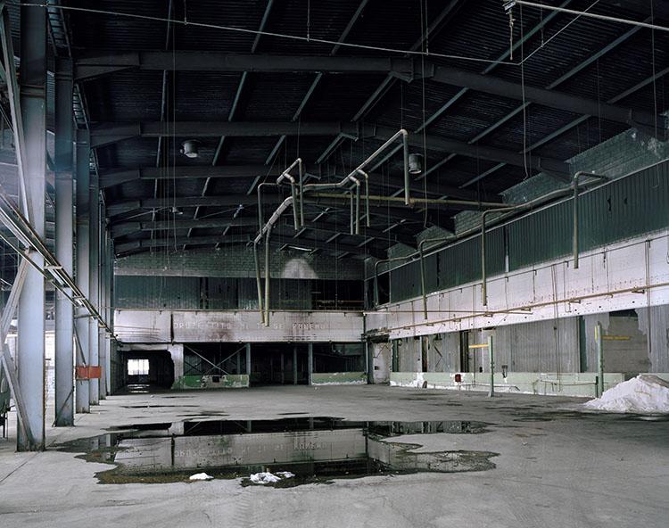 Srebrenica - UN Headquarters