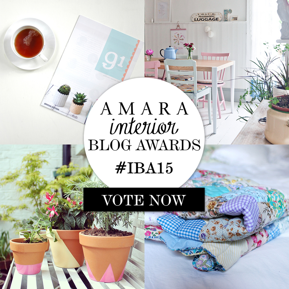 Please vote in the Interior Blog Awards!
