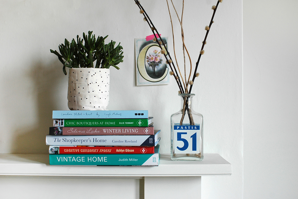 Top Interior & craft books for A/W 2015