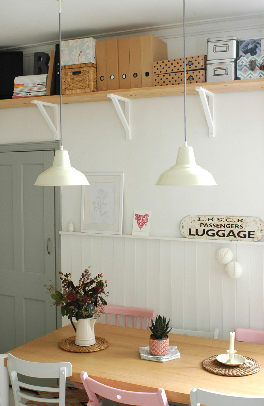 Utilising your space for storage