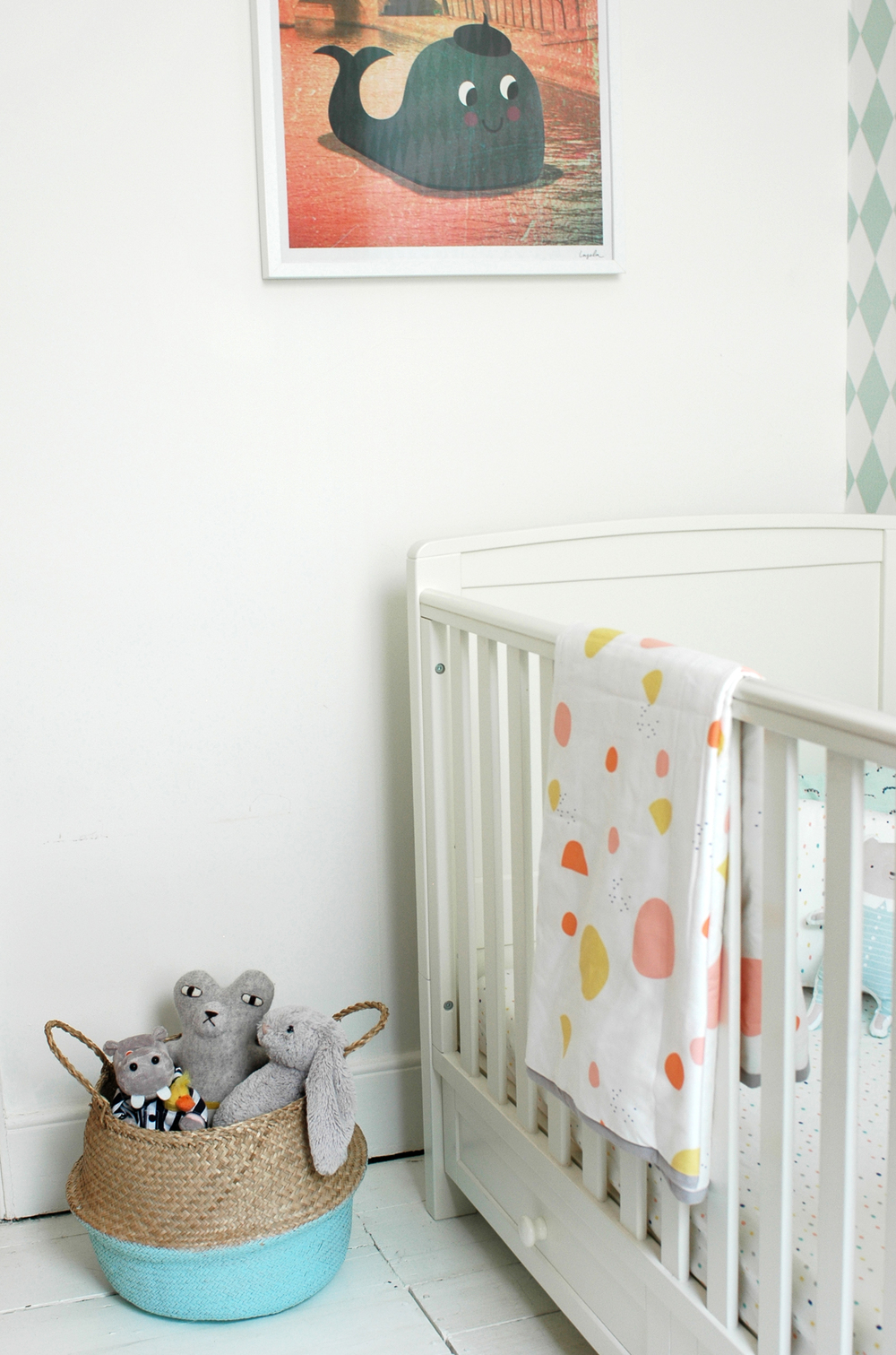 From nursery to toddler room