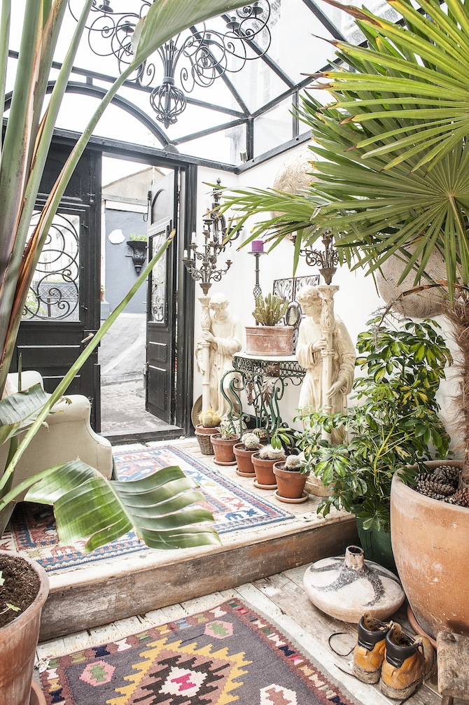 What to do with a 'sort-of' conservatory