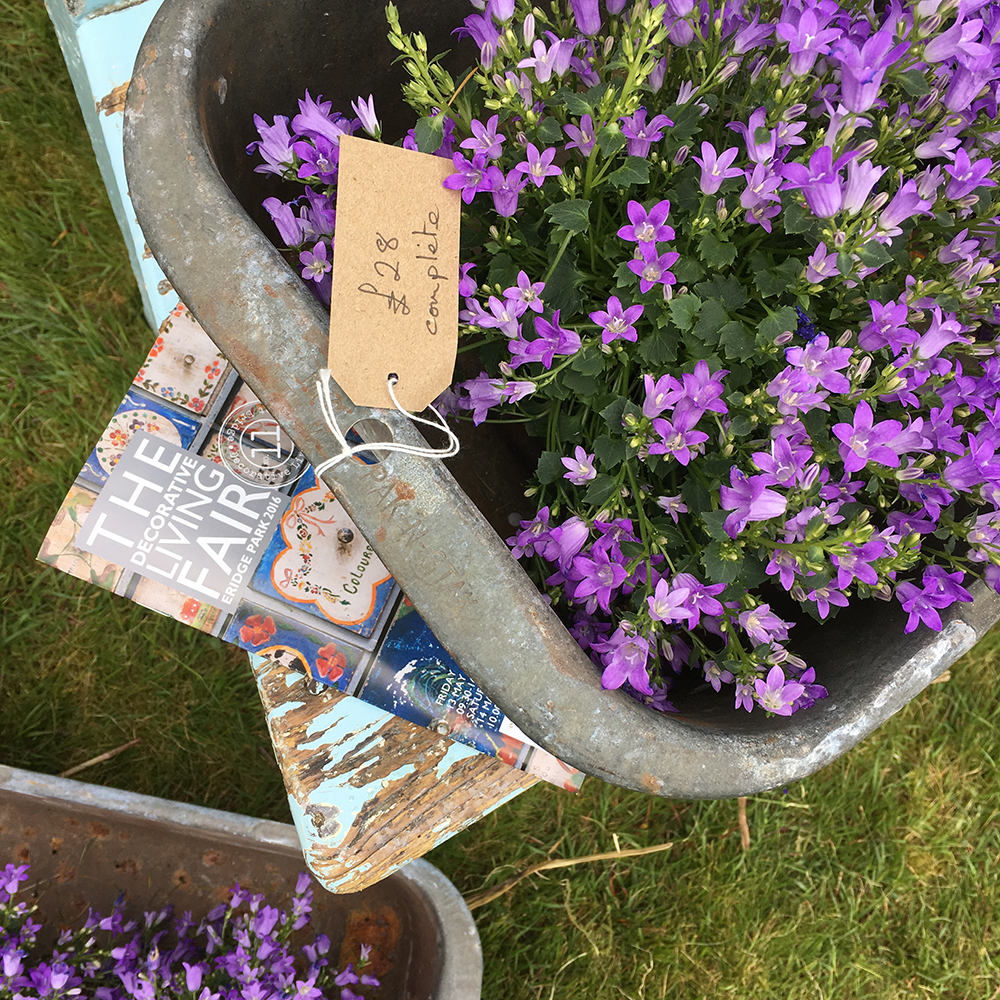 A favourite Vintage event - Decorative Living Fair