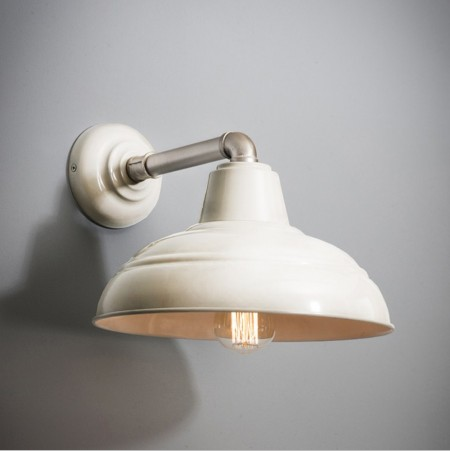 Southwark wall light, £65, Graham and Green