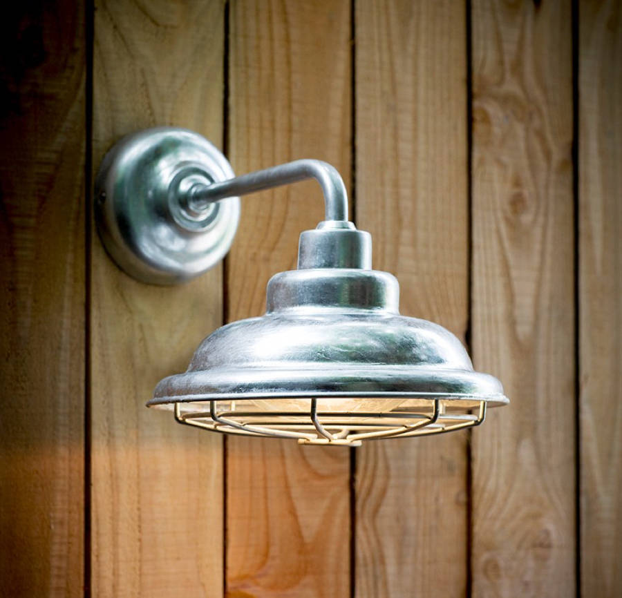 Mariner light, £59.95, Notonthehighstreet.com