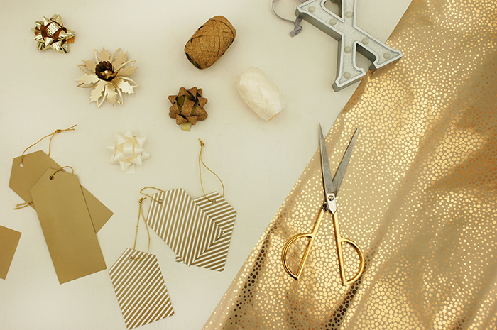 Christmas gift wrapping tips