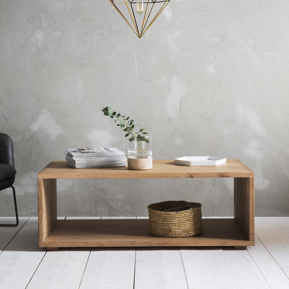 Kielder coffee table - £613