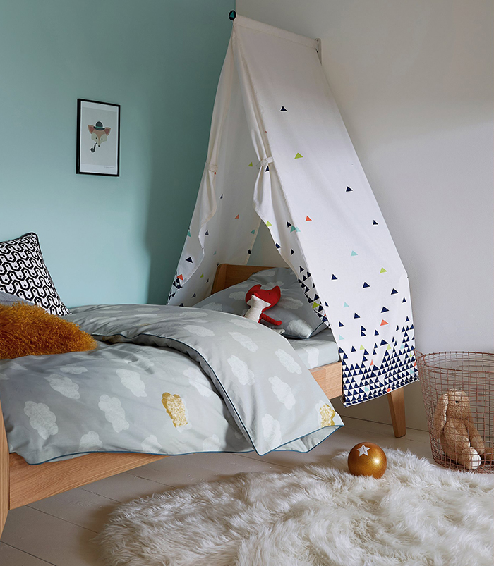 Teepee bed canopy  - £55