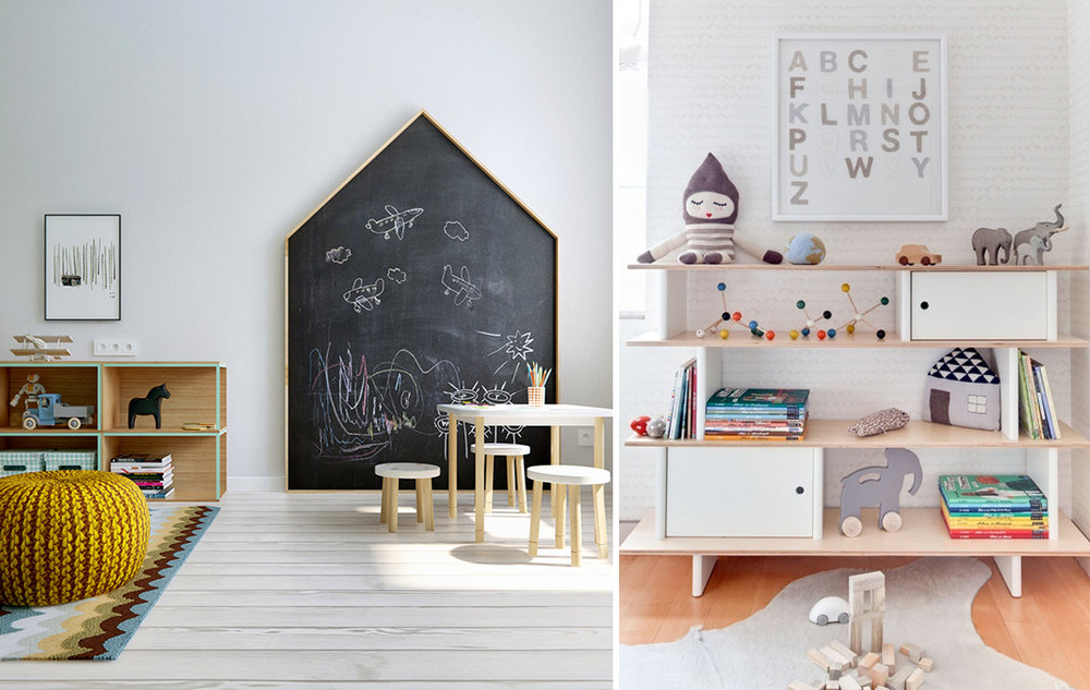 Left:  Interior OOD  Right:  Interiors by Studio M