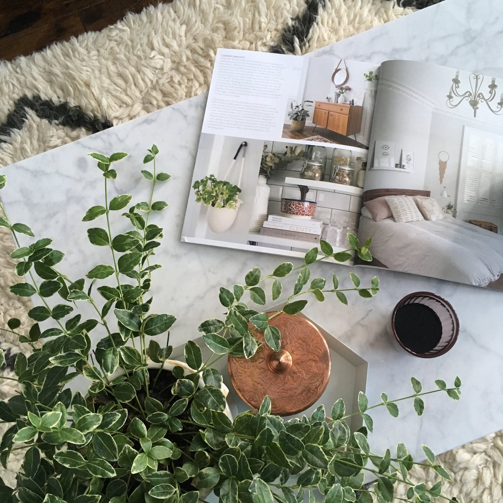 Image tagged with #my91magazine on Instagram, by @kelly_love_com whose home was the cover story in the A/W 6 issue.