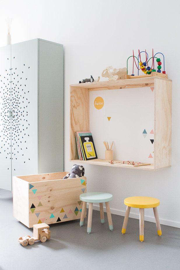 Designing a toddler bedroom