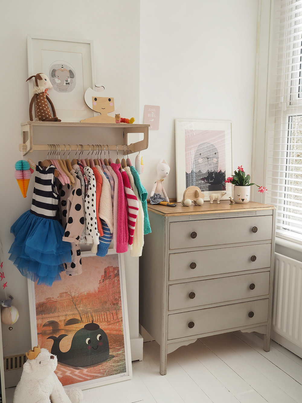 small toddlers room decor