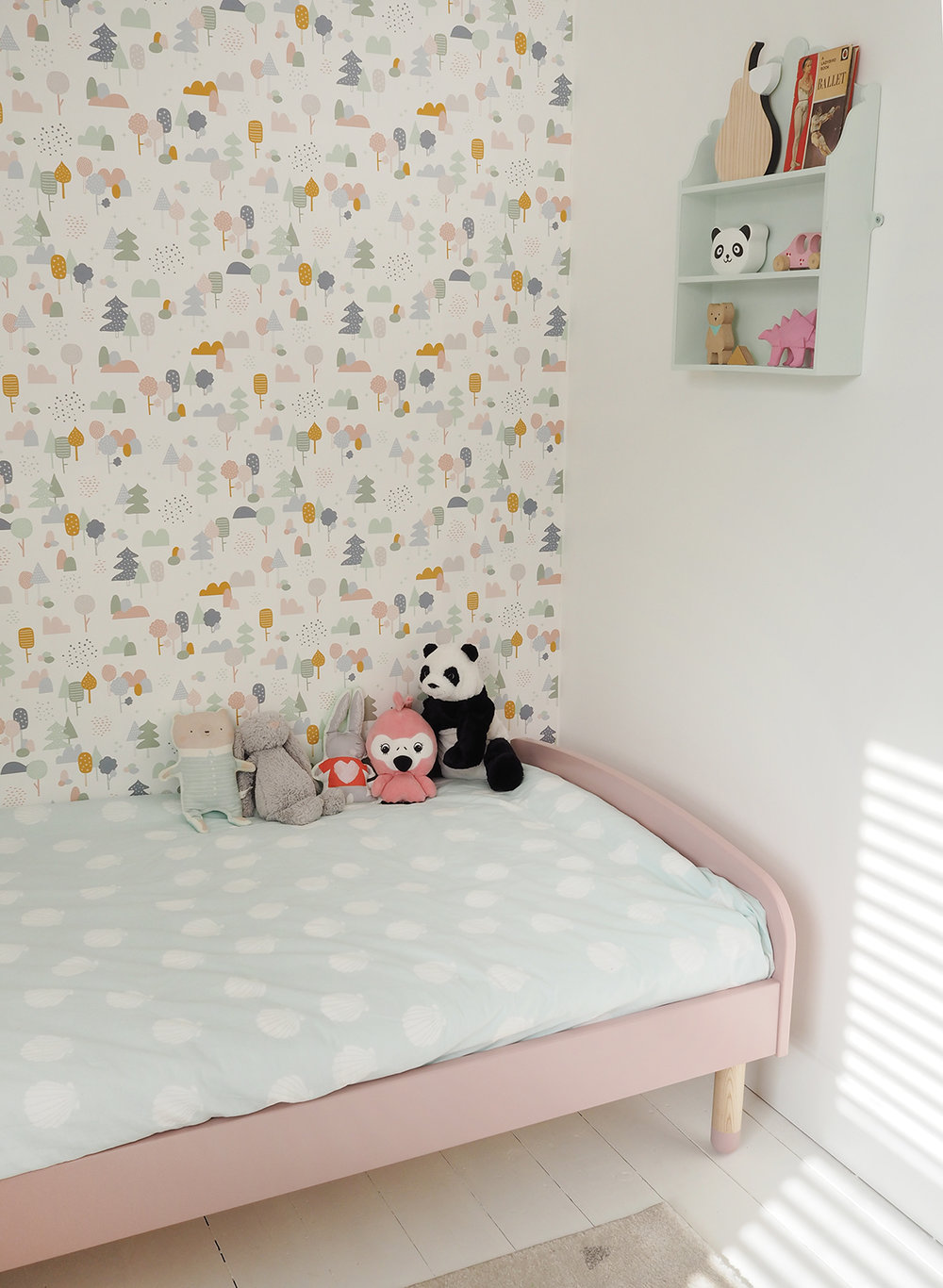 Little girl's bedroom style