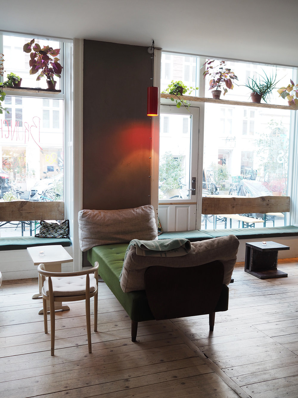 Gonzo Cafe, Copenhagen