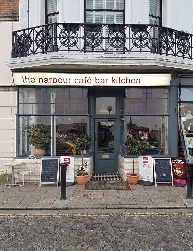 The Harbour Cafe, margate