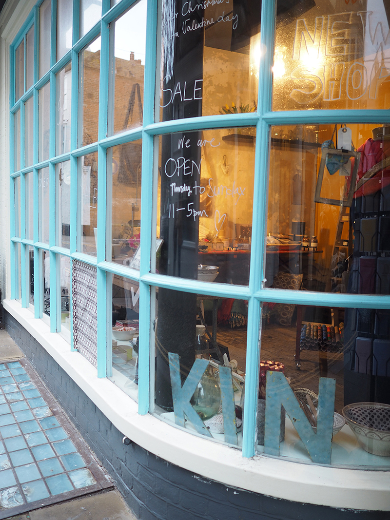 Kin shop in Margate