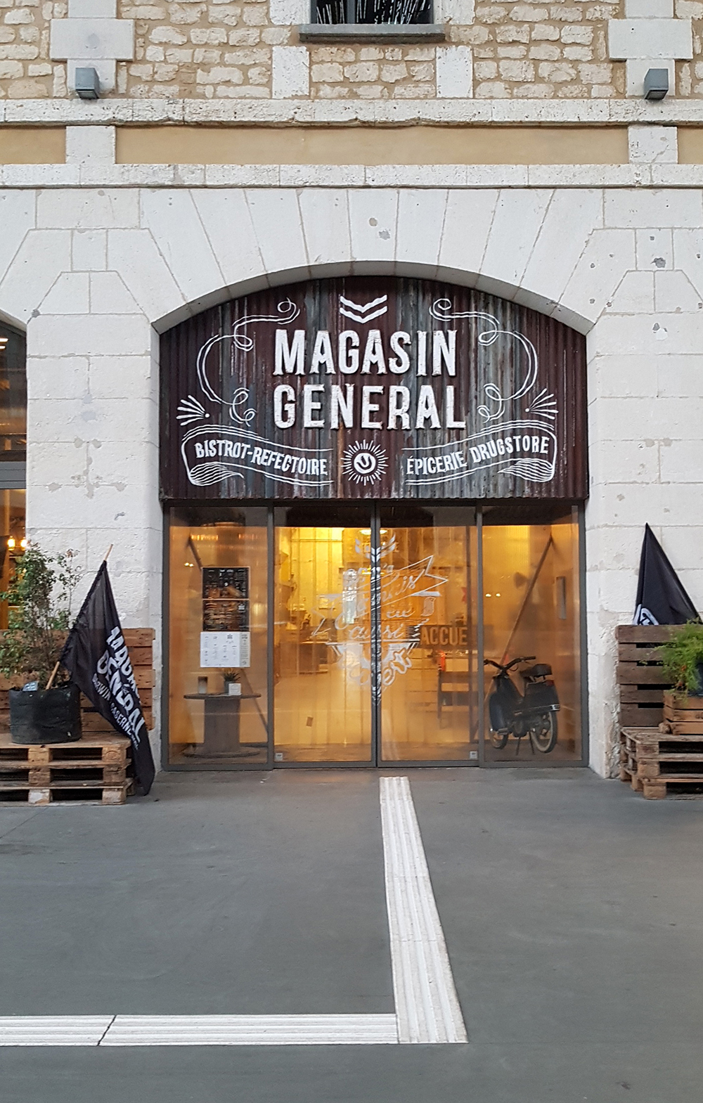 Magasin General, Darwin eco-systeme, Bordeaux