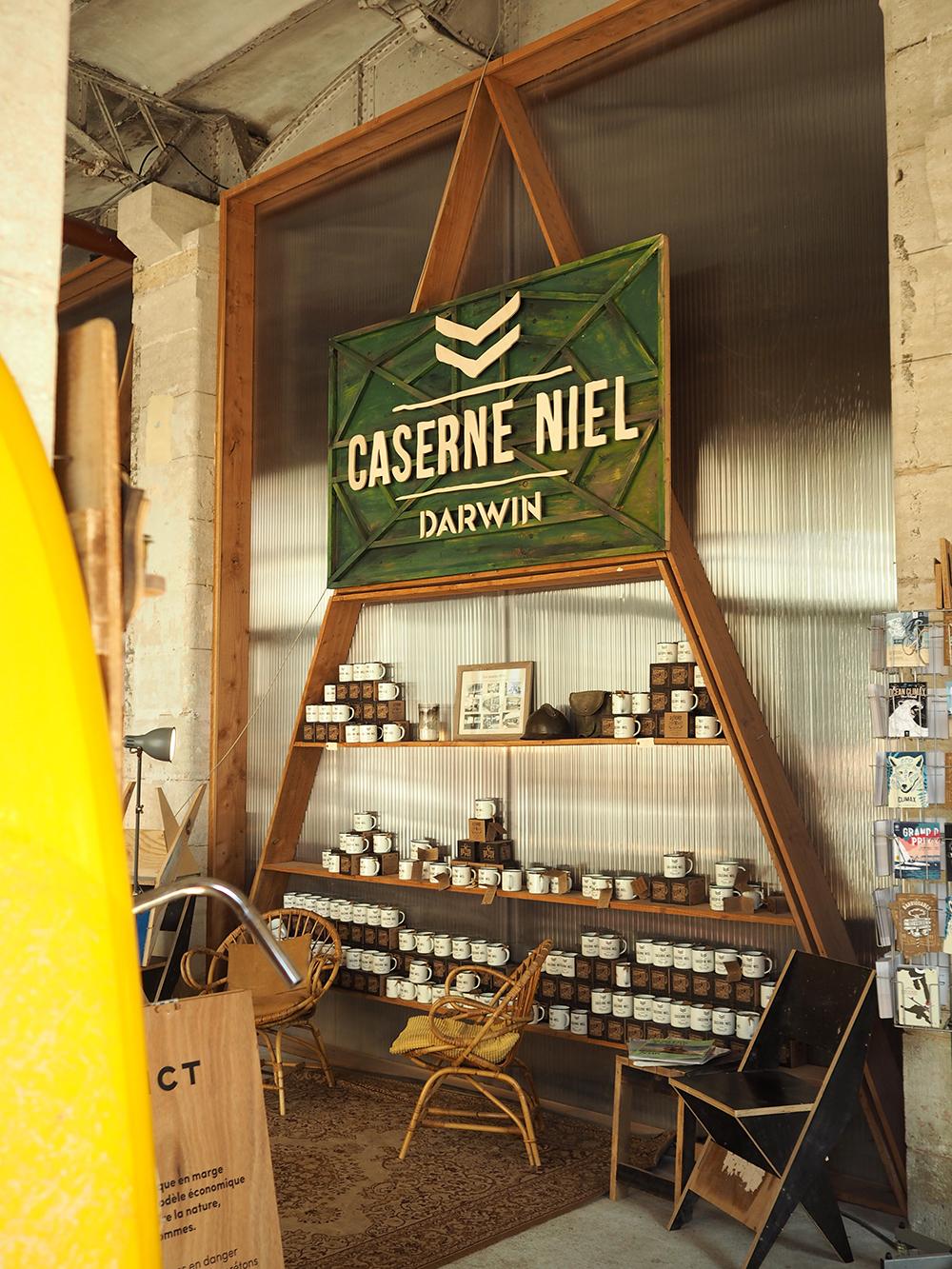 Caserne Niel, Darwin Eco-systeme, Bordeaux