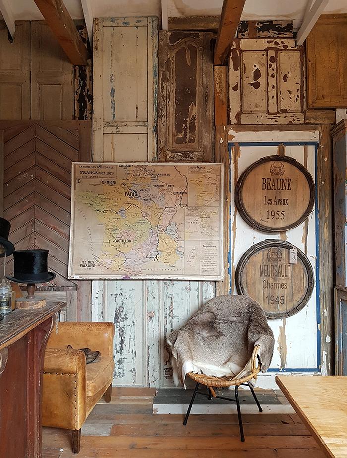 vintage furniture shop in Surrey