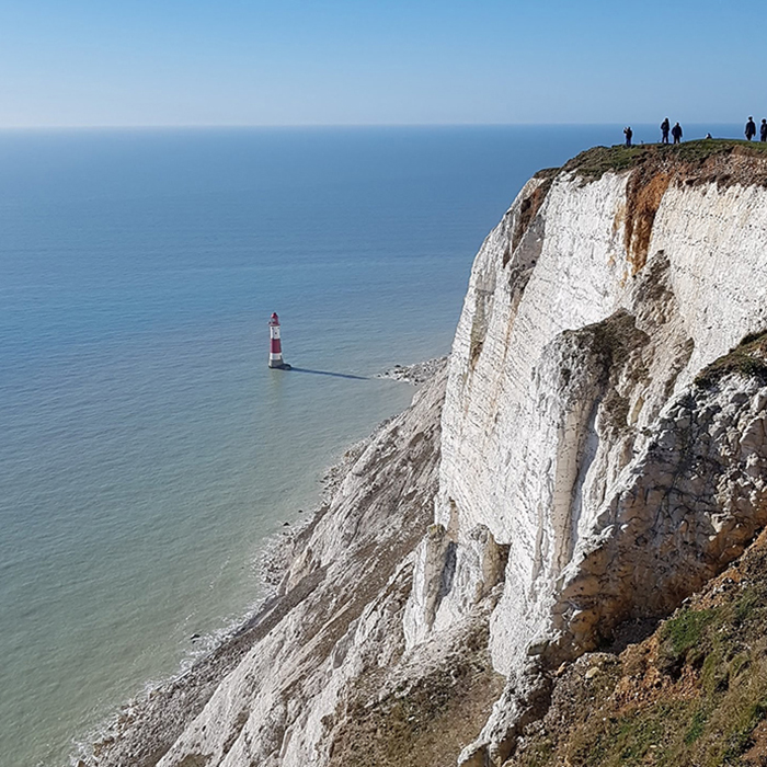 a stunning day at Beachey Head