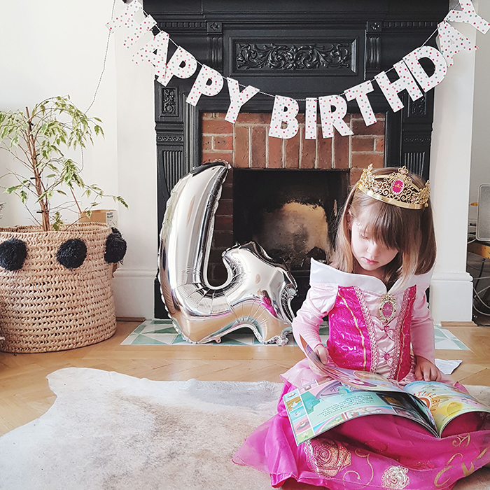 Ruby turns four