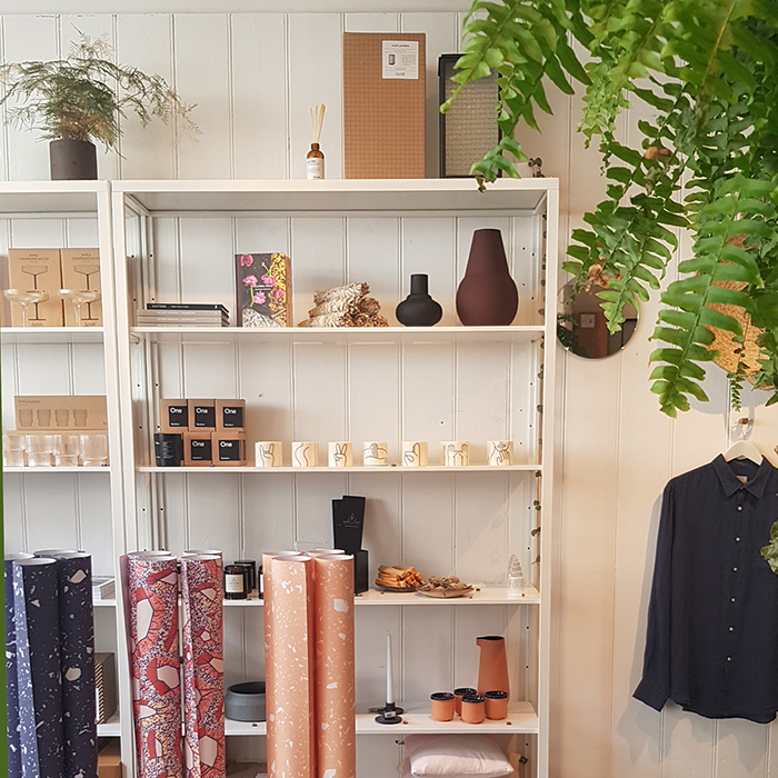 Resident store in Frome, Somerset
