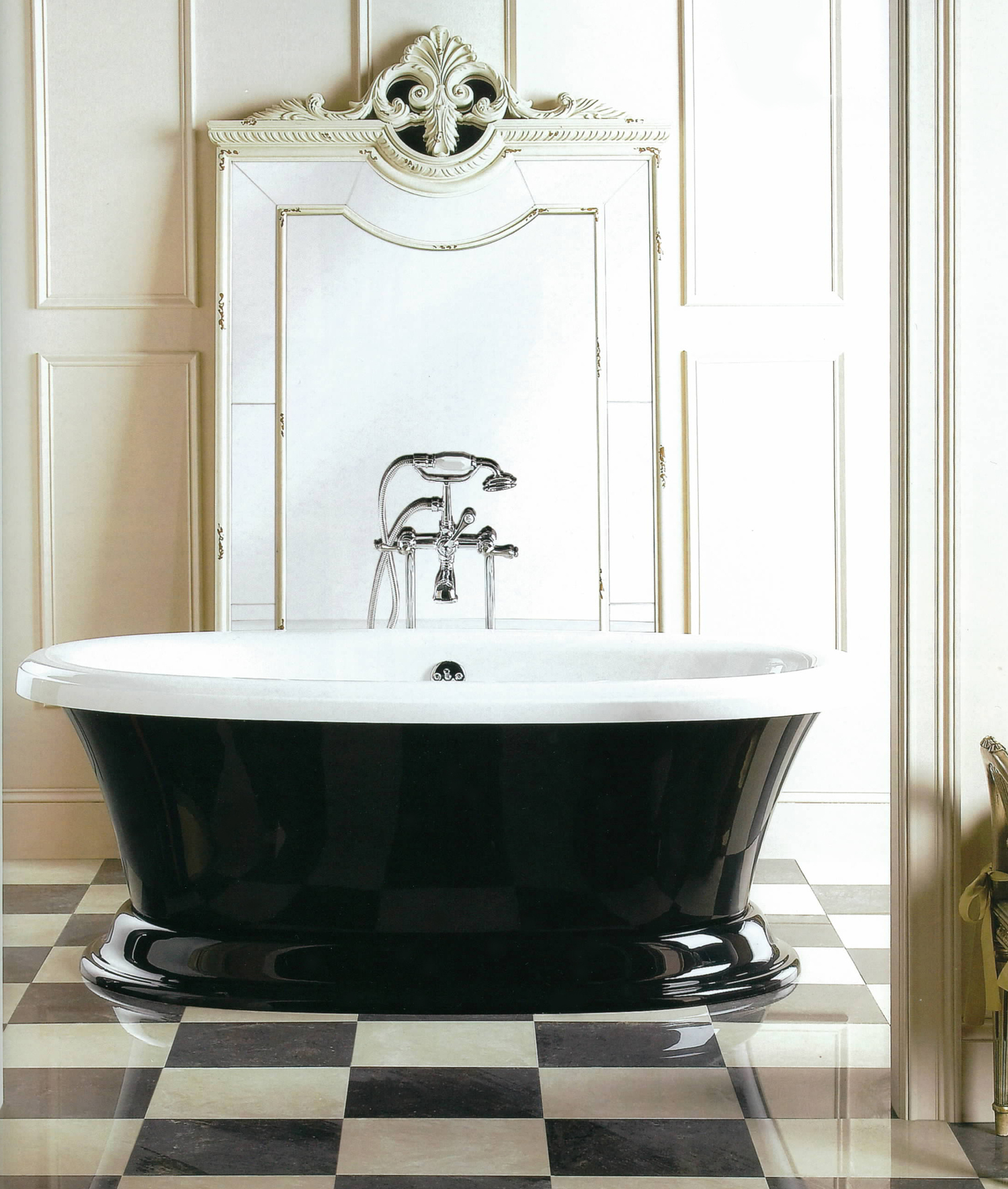 Bathroom Showrooms St Louis classic bath