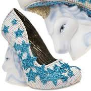 Irregular Choice Shoes are here @ Frock!