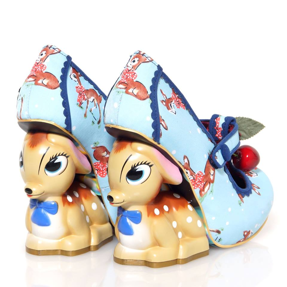 The most artistic shoes on earth by Irregular Choice are now 50% off! Now only $98