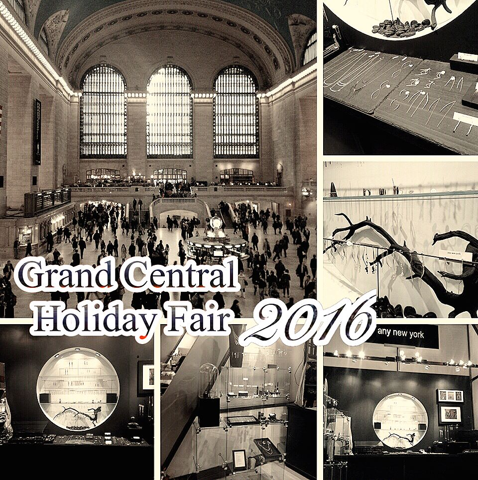 Grand Central Holiday Fair 2016