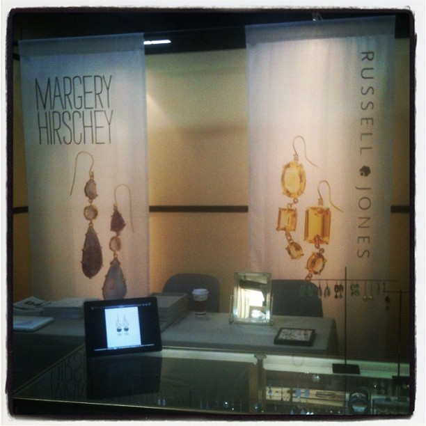 Booth S10806B at JCK Las Vegas (Taken with  instagram )
