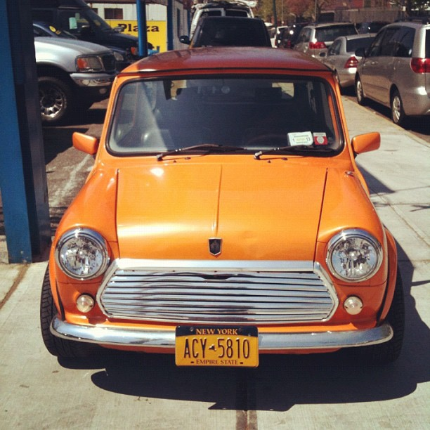 And this car! (Taken with  instagram )